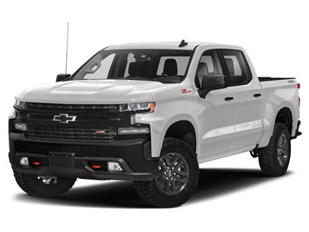 2021 Chevrolet Silverado 1500 LT Trail Boss (Stk: MG323949) in Cranbrook - Image 1 of 9