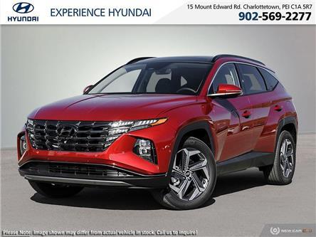 2022 Hyundai Tucson Hybrid Luxury (Stk: N1283) in Charlottetown - Image 1 of 22