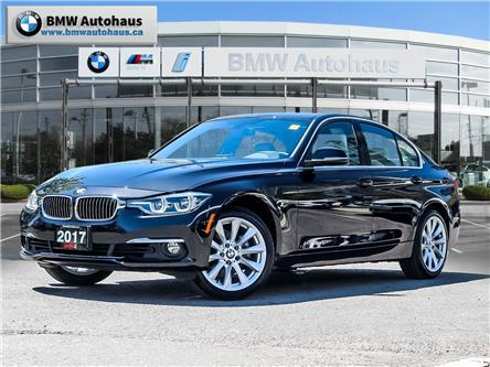2017 BMW 330i xDrive (Stk: P10380) in Thornhill - Image 1 of 37