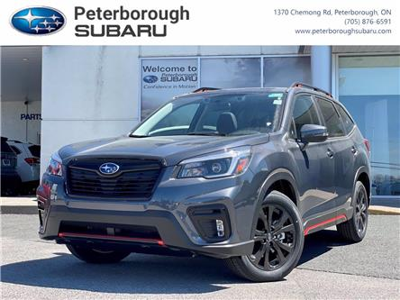 2021 Subaru Forester Sport (Stk: S4648) in Peterborough - Image 1 of 30