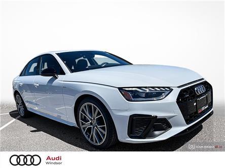 2021 Audi A4 45 Progressiv (Stk: 21175) in Windsor - Image 1 of 30