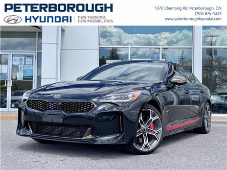 2018 Kia Stinger GT Limited (Stk: H12939A) in Peterborough - Image 1 of 30