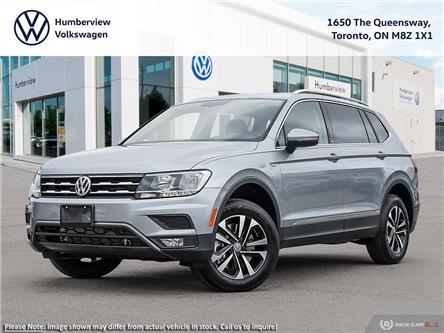2021 Volkswagen Tiguan United (Stk: 98261) in Toronto - Image 1 of 23