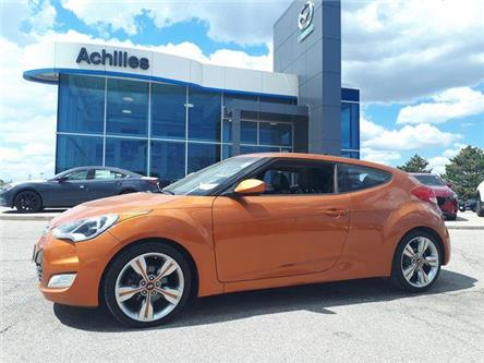 2013 Hyundai Veloster Tech (Stk: S285A) in Milton - Image 1 of 16