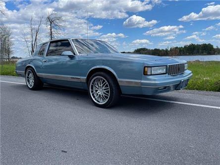1987 Chevrolet Monte Carlo Luxury Sport (Stk: g2046) in Rockland - Image 1 of 15