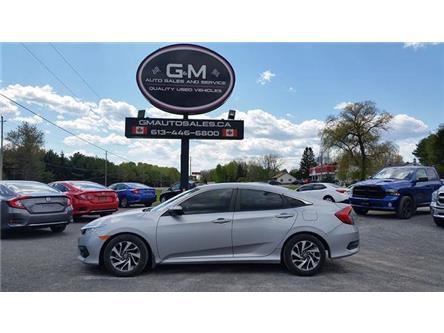 2018 Honda Civic SE (Stk: JH042060) in Rockland - Image 1 of 12