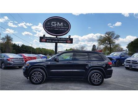 2020 Jeep Grand Cherokee Trailhawk (Stk: LC253829) in Rockland - Image 1 of 12