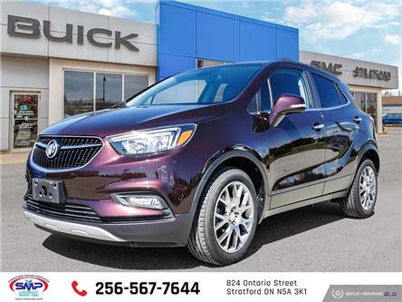 2018 Buick Encore Sport Touring (Stk: SL690) in Stratford - Image 1 of 25