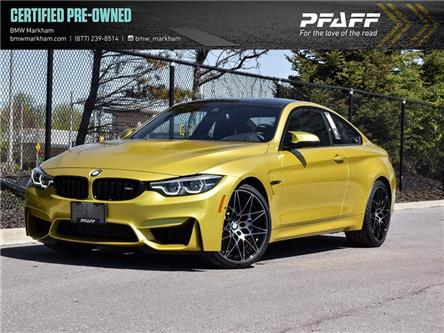 2020 BMW M4 Base (Stk: N39129) in Markham - Image 1 of 23