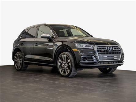 2018 Audi SQ5 3.0T Technik (Stk: 53998A) in Ottawa - Image 1 of 21