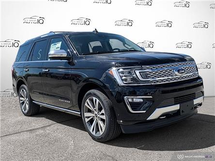 2021 Ford Expedition Platinum (Stk: S1275) in St. Thomas - Image 1 of 26
