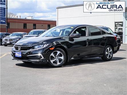 2020 Honda Civic LX (Stk: 4478) in Burlington - Image 1 of 26