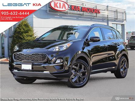 2021 Kia Sportage EX Premium S (Stk: 298-21) in Burlington - Image 1 of 23