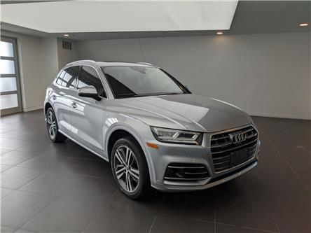 2018 Audi Q5 2.0T Technik (Stk: L10190) in Oakville - Image 1 of 18