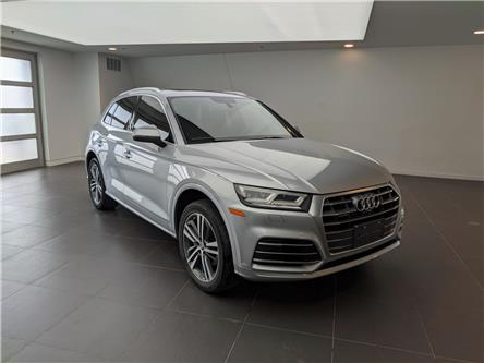 2018 Audi Q5 2.0T Technik (Stk: L10189) in Oakville - Image 1 of 18