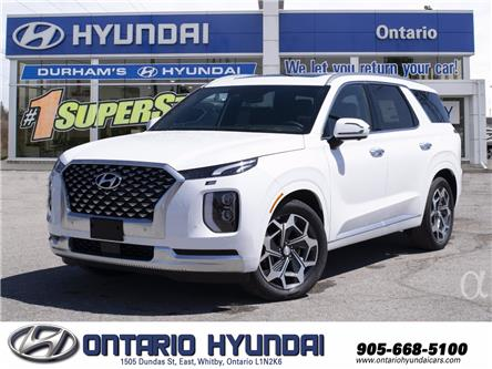 2021 Hyundai Palisade Ultimate Calligraphy (Stk: 13-281964) in Whitby - Image 1 of 21
