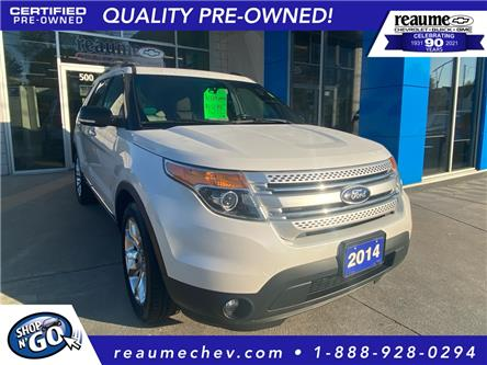 2014 Ford Explorer XLT (Stk: L-4572A) in LaSalle - Image 1 of 24