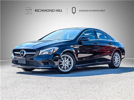 2018 Mercedes-Benz CLA 250 Base (Stk: P0623A) in Richmond Hill - Image 1 of 30