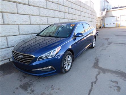 2017 Hyundai Sonata 2.4L GLS $63wk Taxes Incl $0 Down (Stk: D10708A) in Fredericton - Image 1 of 18
