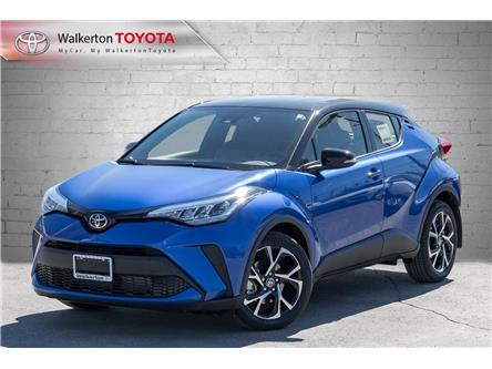 2021 Toyota C-HR XLE Premium (Stk: 21258) in Walkerton - Image 1 of 17