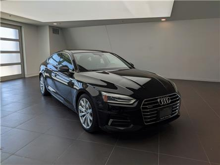 2018 Audi A5 2.0T Progressiv (Stk: L10207) in Oakville - Image 1 of 18