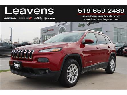 2016 Jeep Cherokee North (Stk: LU8841A) in London - Image 1 of 23