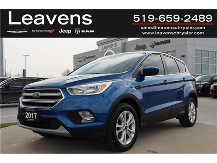 2017 Ford Escape SE (Stk: LU8854) in London - Image 1 of 21