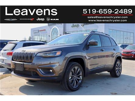 2021 Jeep Cherokee North (Stk: LC21222) in London - Image 1 of 24