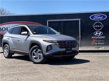 2022 Hyundai Tucson Preferred w/Trend Package (Stk: 22TC19) in Midland - Image 1 of 13