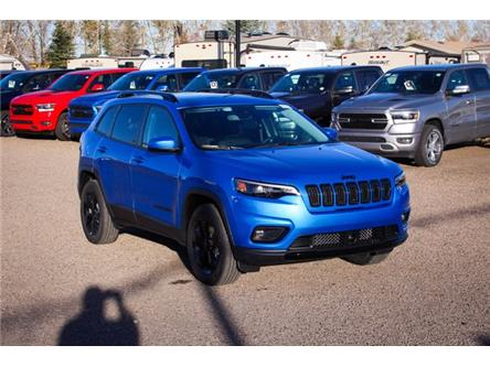 2021 Jeep Cherokee Altitude (Stk: 5M012) in Medicine Hat - Image 1 of 19
