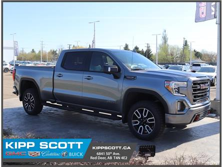 2021 GMC Sierra 1500 AT4 (Stk: 13973) in Red Deer - Image 1 of 36