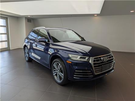 2018 Audi Q5 2.0T Technik (Stk: L10215) in Oakville - Image 1 of 18