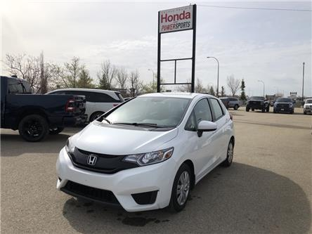2015 Honda Fit LX (Stk: H19-0277A) in Grande Prairie - Image 1 of 22
