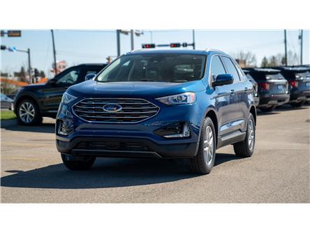 2021 Ford Edge SEL (Stk: M-554) in Okotoks - Image 1 of 6
