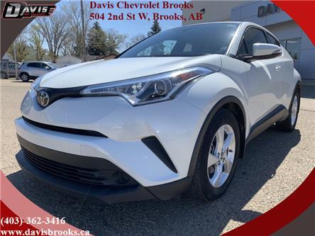 2019 Toyota C-HR Base (Stk: 224397) in Brooks - Image 1 of 17