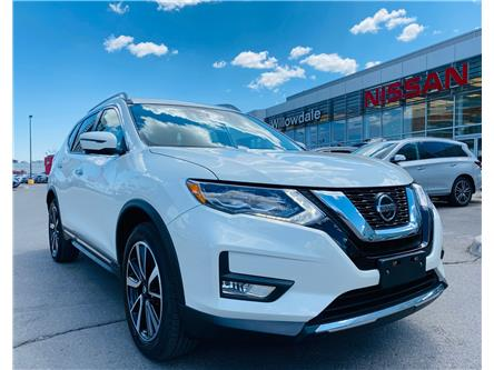2018 Nissan Rogue SL (Stk: N1979A) in Thornhill - Image 1 of 24