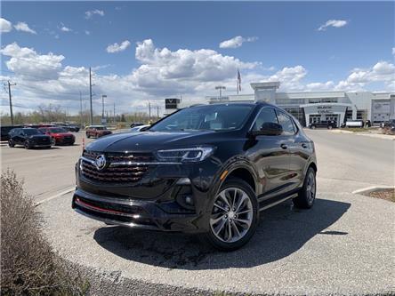 2021 Buick Encore GX Essence (Stk: MB064042) in Calgary - Image 1 of 28