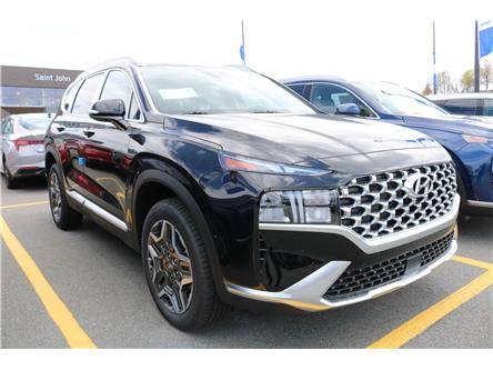 2021 Hyundai Santa Fe HEV Luxury (Stk: 16731) in Saint John - Image 1 of 5