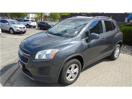 2014 Chevrolet Trax 2LT (Stk: 5399A) in Sarnia - Image 1 of 13