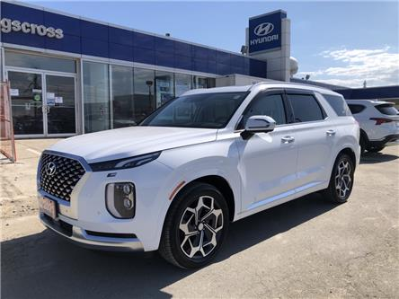 2021 Hyundai Palisade Ultimate Calligraphy w/Beige Interior (Stk: 30503A) in Scarborough - Image 1 of 22