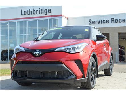 2021 Toyota C-HR XLE Premium (Stk: 1CH8539) in Lethbridge - Image 1 of 22