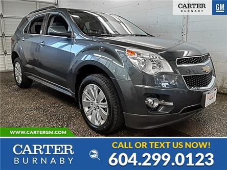 2010 Chevrolet Equinox LT (Stk: T0-84581) in Burnaby - Image 1 of 22