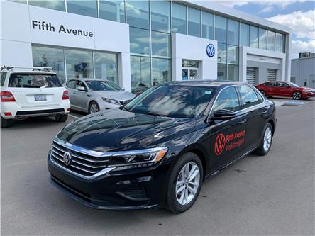 2020 Volkswagen Passat Highline (Stk: 20222) in Calgary - Image 1 of 16