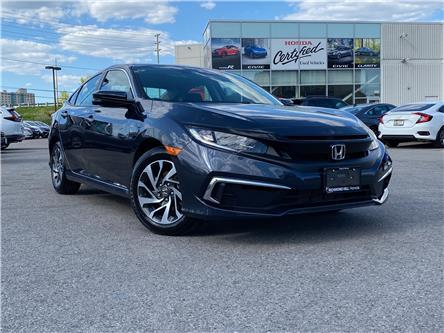 2020 Honda Civic EX (Stk: 202132K) in Richmond Hill - Image 1 of 22
