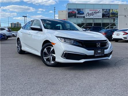 2020 Honda Civic LX (Stk: 202113K) in Richmond Hill - Image 1 of 20