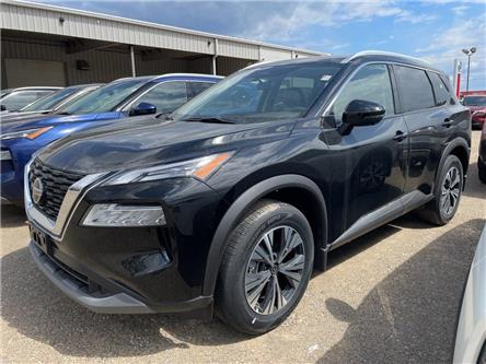 2021 Nissan Rogue SV (Stk: Y0066) in Cambridge - Image 1 of 6