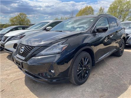 2021 Nissan Murano Midnight Edition (Stk: Y0181) in Cambridge - Image 1 of 6