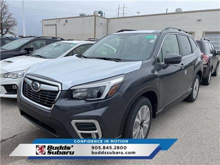 2021 Subaru Forester Limited (Stk: F21085) in Oakville - Image 1 of 5