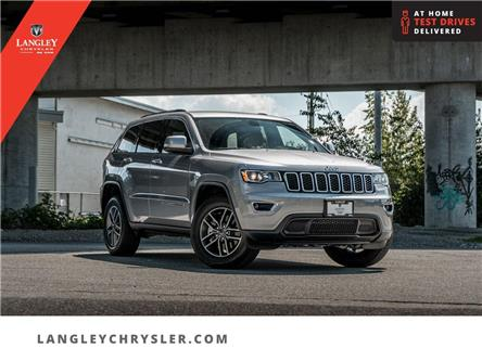 2021 Jeep Grand Cherokee Laredo (Stk: LC0649A) in Surrey - Image 1 of 28