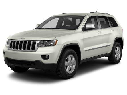 2013 Jeep Grand Cherokee Overland (Stk: M567712A) in Surrey - Image 1 of 10